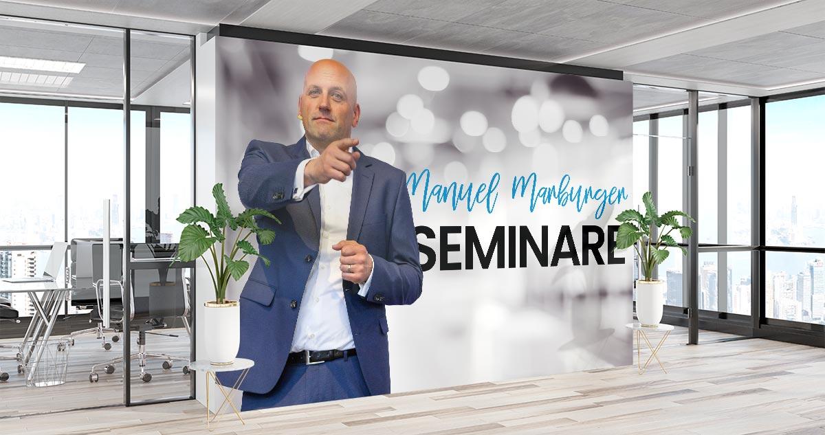 Seminare von und mit Manuel Marburger