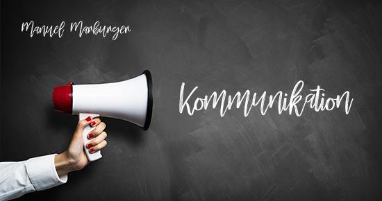 Kommunikation als Führungskompetenz
