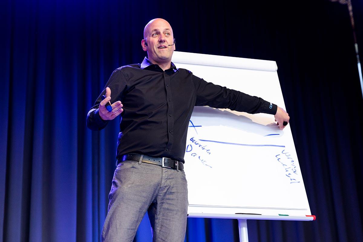 Keynote Speaker Manuel Marburger in Gelnhausen