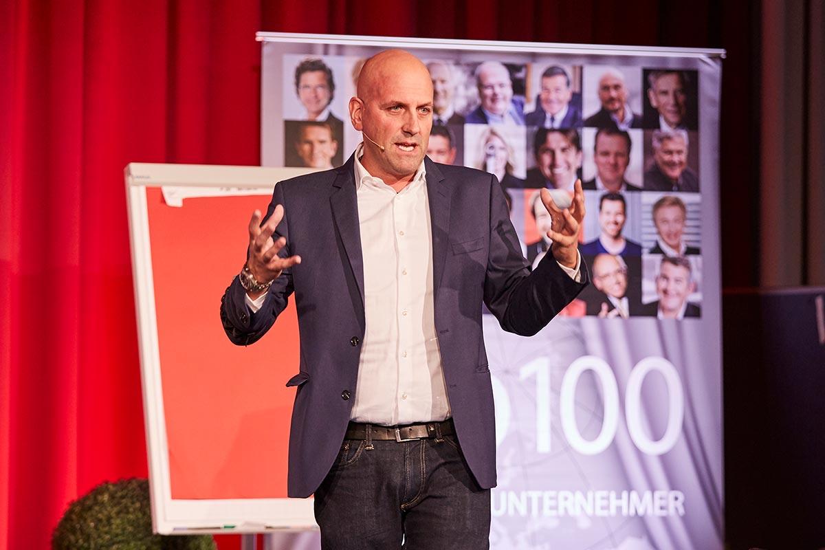Keynote Speaker Manuel Marburger in Halle (Saale)