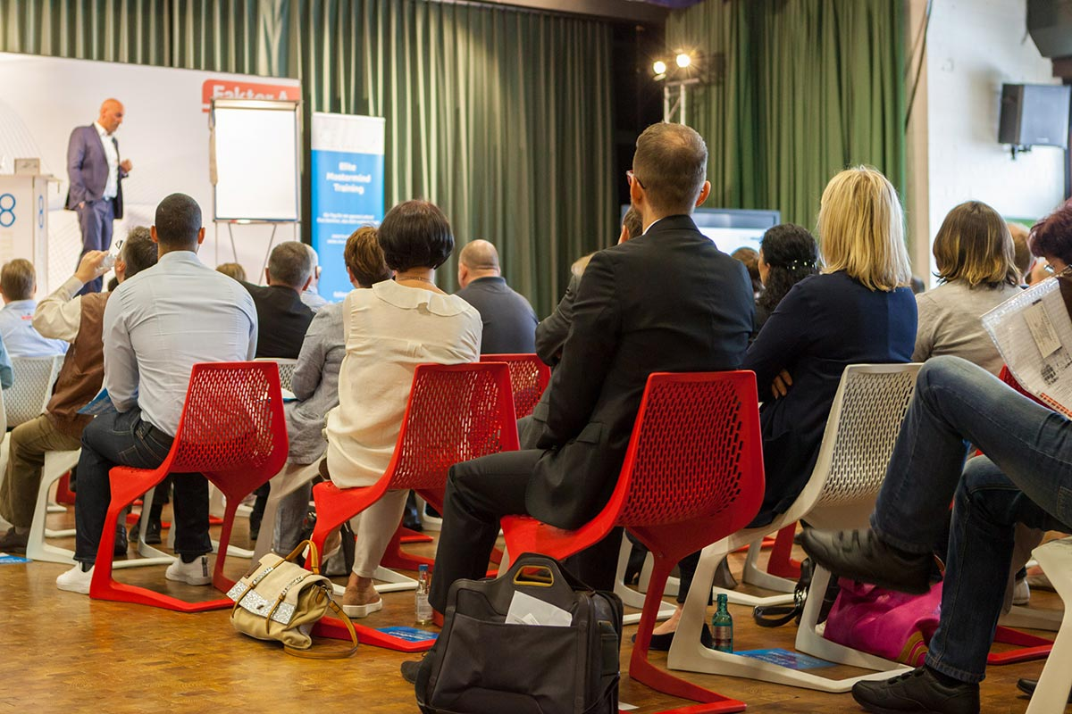 Keynote Speaker Manuel Marburger in Hamburg