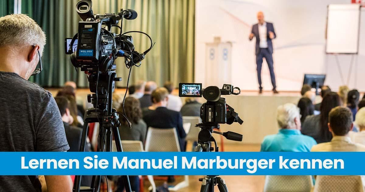 Manuel Marburger: Einblicke & Persönliches