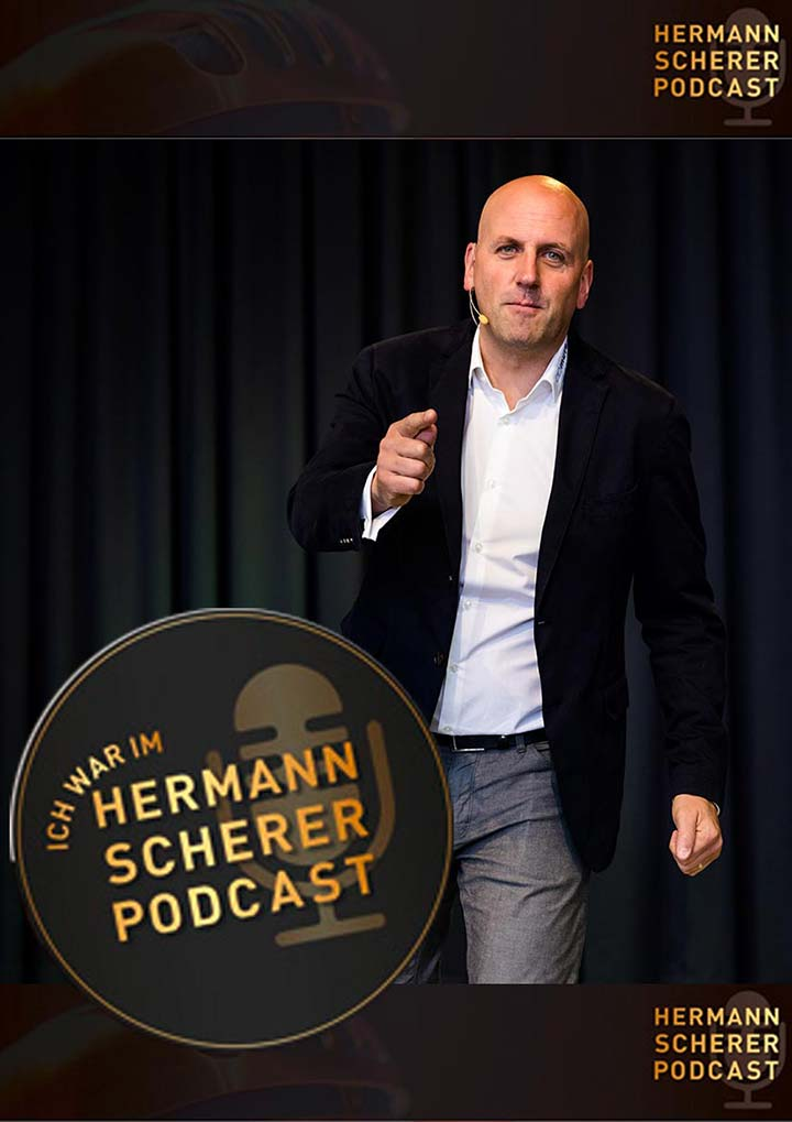 Podcast mit Hermann Scherer