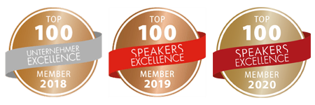 Top 100 Keynote Speaker bei Speakers Excellence